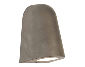 Astro Mast Light Outdoor Wall Light, Concrete Finish - 1317006