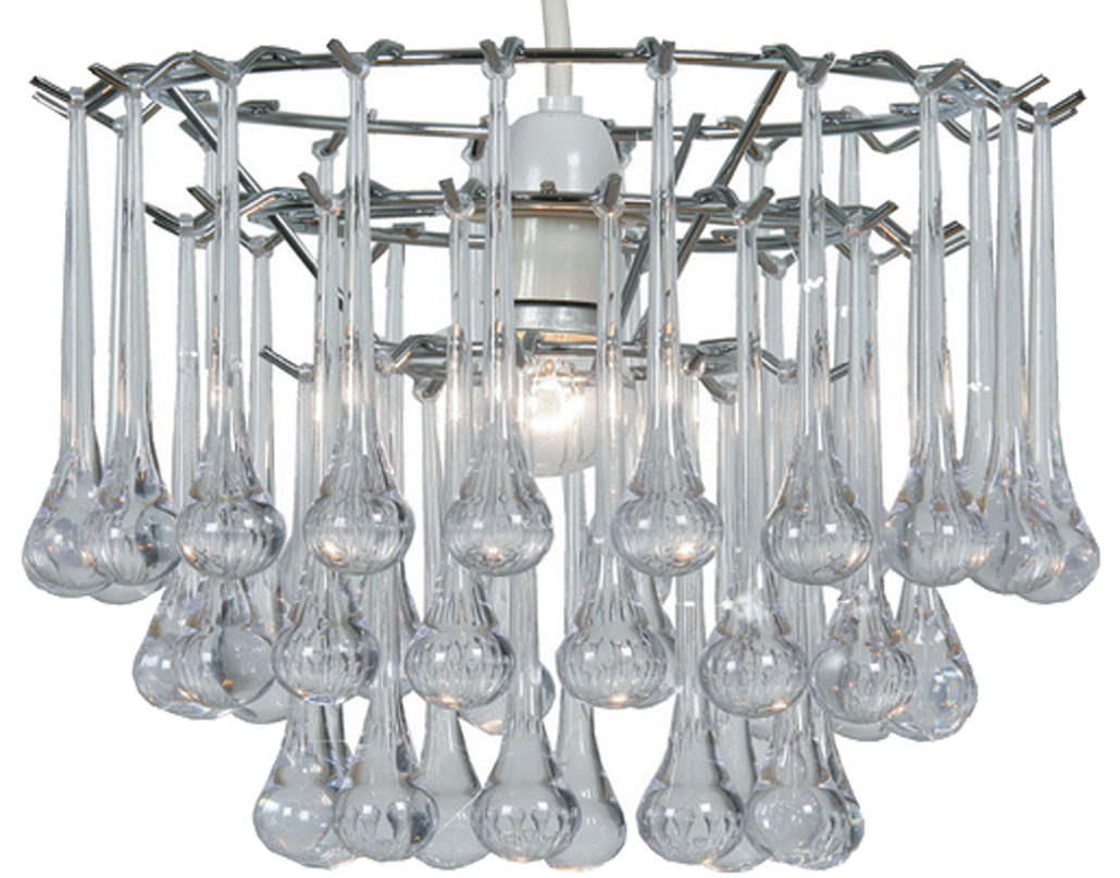 Oaks Lighting 'Dane' Non-Electric Ceiling Pendant, Polished Chrome - 135 CH