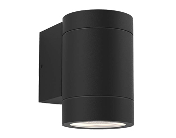 Astro Dartmouth Single Outdoor Wall Light, Textured Black Finish - 1372011