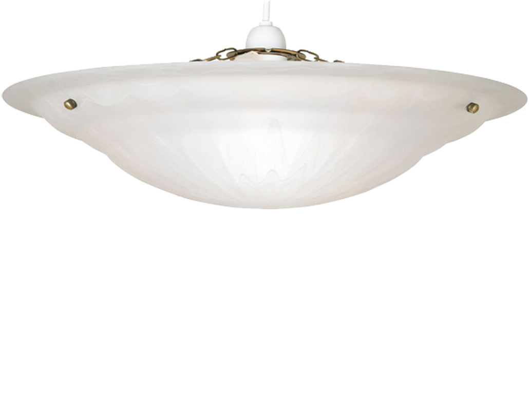 Oaks Lighting 'Mita' Large Non-Electric Ceiling Pendant, Antique Brass - 146 L AB