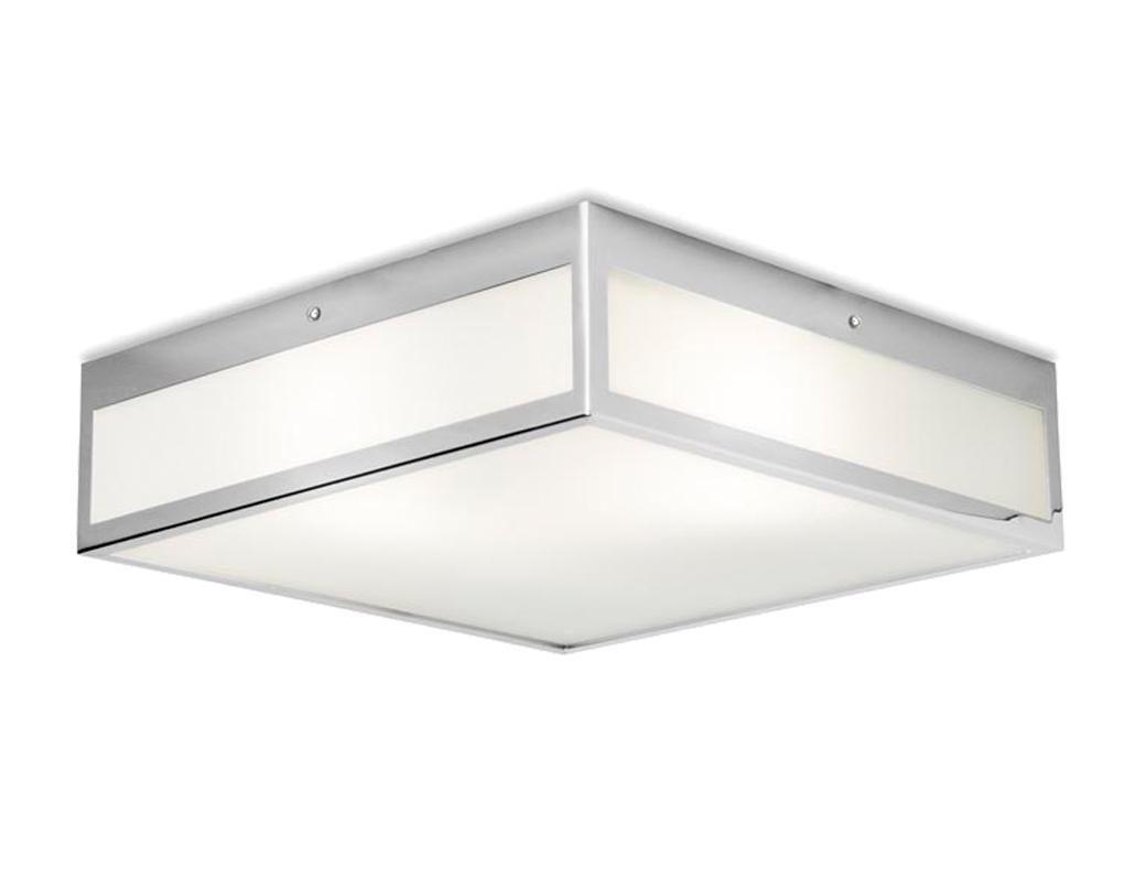 square bathroom ceiling light. leds c4 \u0027flow\u0027 3 light (300mm x 300mm) bathroom ceiling ip44 square a