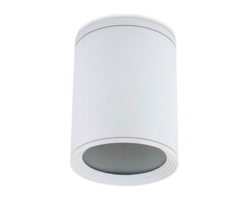 Leds C4 Cosmos Outdoor Ceiling Light, White Finish - 15-9362-14-37