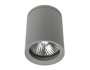 Leds C4 Cosmos Outdoor Ceiling Light, Grey Finish - 15-9362-34-37