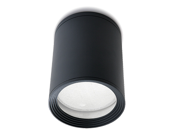 Leds C4 Cosmos Outdoor Ceiling Light, Urban Grey Finish - 15-9362-Z5-37