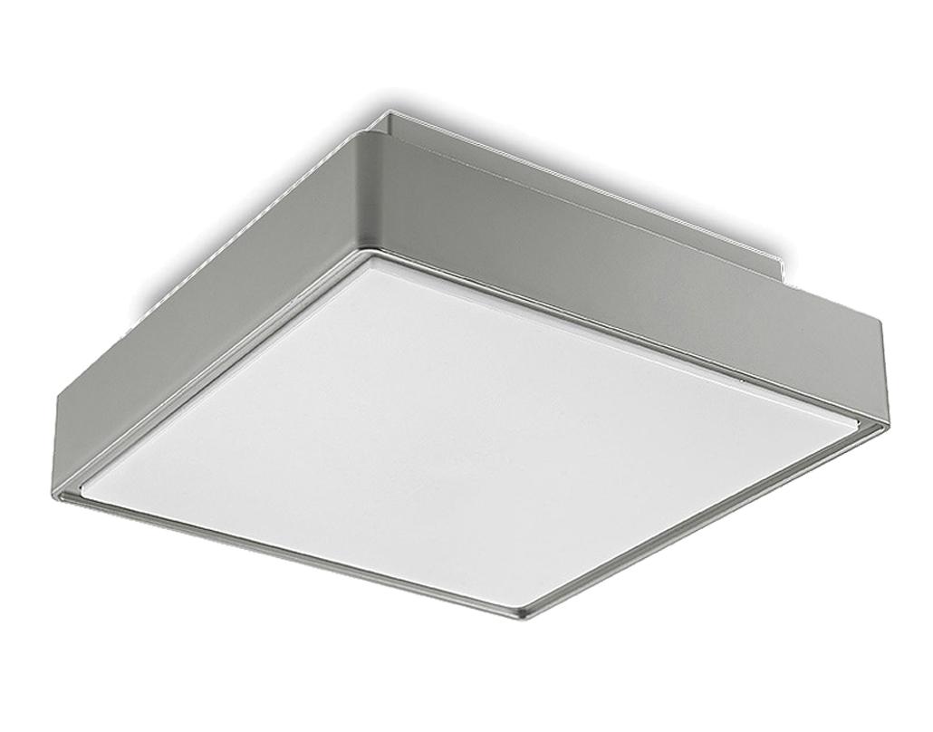 Leds C4 U0027Kosselu0027 IP65 E27 (300mm X 300mm) Outdoor Ceiling Light,
