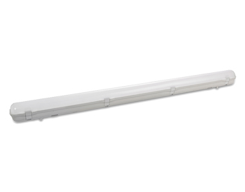 Leds C4 Solid LED Outdoor Ceiling Light (1560mm), Grey Finish - 15-9901-34-CM