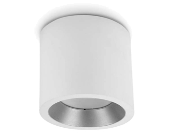 Leds C4 Cosmos Outdoor Ceiling Light, White Finish - 15-9904-14-CL