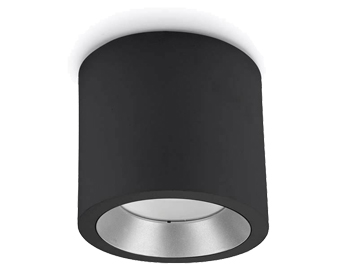 Leds C4 Cosmos Outdoor Ceiling Light, Urban Grey Finish - 15-9904-Z5-CL