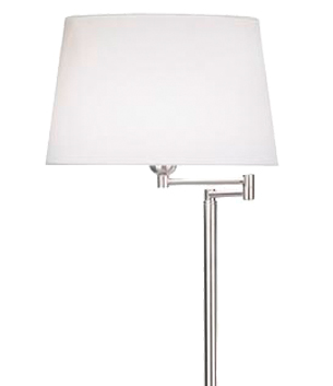 Swing Arm Floor Lamps from Easy Lighting