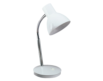 Firstlight Harvard Table Lamp, White Finish - 2163WH