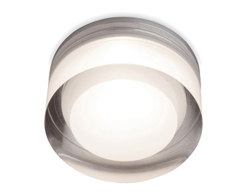 Firstlight View LED Dimmable Downlight, High Quality Acrylic Finish - 2341