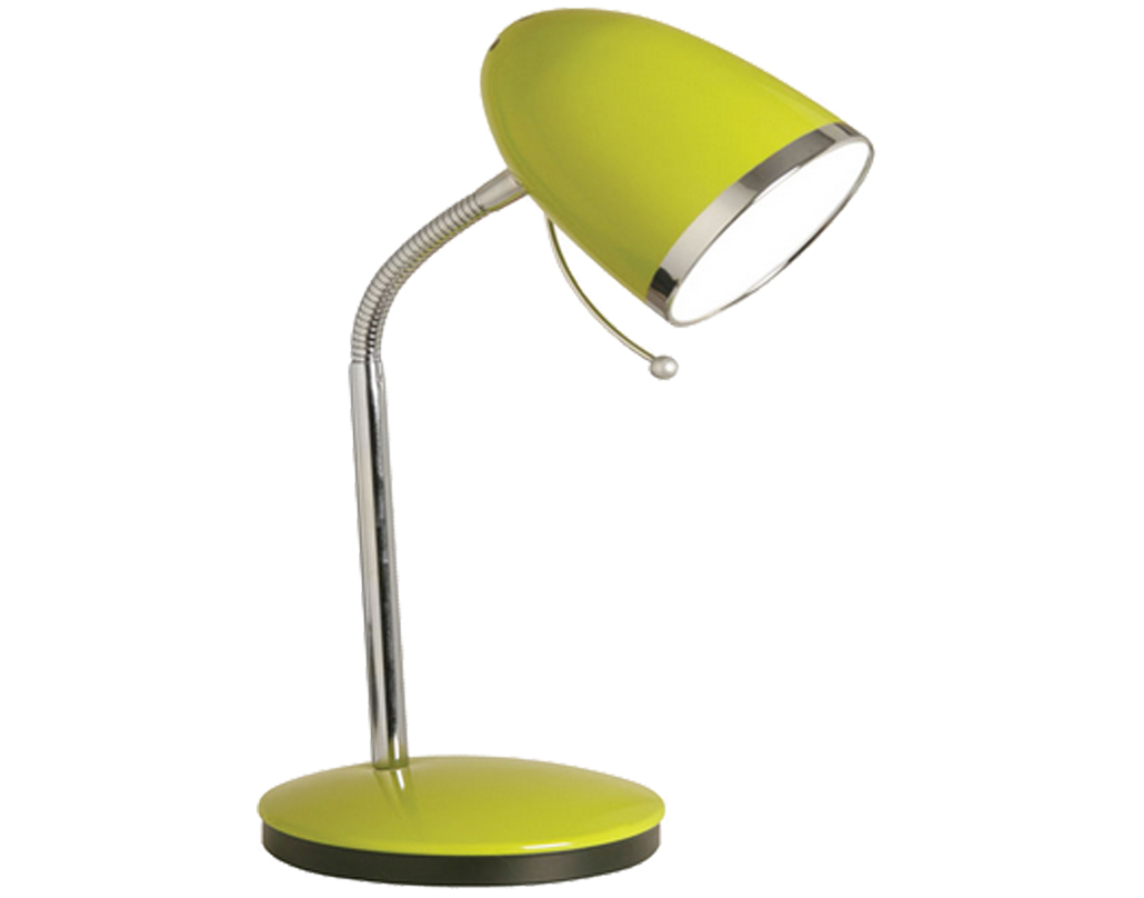 Oaks Lighting Madison Table Lamp, Green - 2819 TL GR