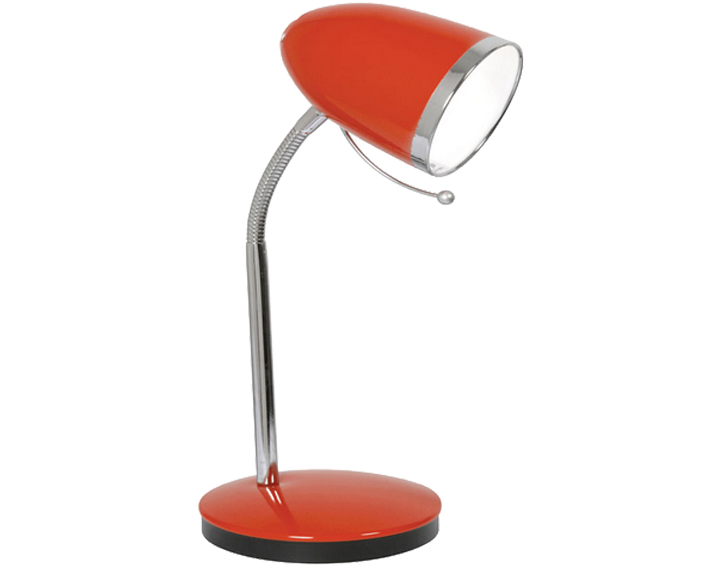 Oaks Lighting Madison Table Lamp, Orange - 2819 TL OR