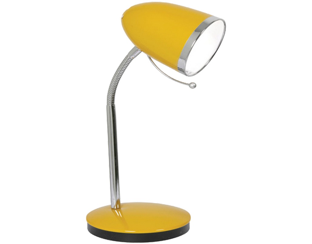 Oaks Lighting Madison Table Lamp, Yellow - 2819 TL YE