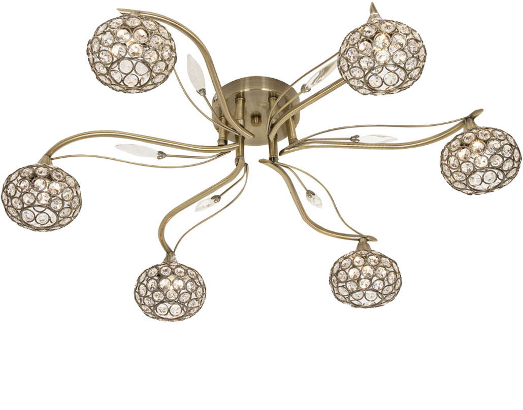 Oaks lighting esmee 3 light semi flush ceiling light antique oaks lighting esmee 6 light semi flush ceiling light antique brass mozeypictures Images