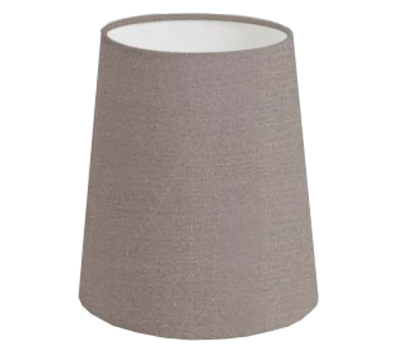 Astro Cone 145 Shade, Oyster Fabric Finish - 4131 Special Offer