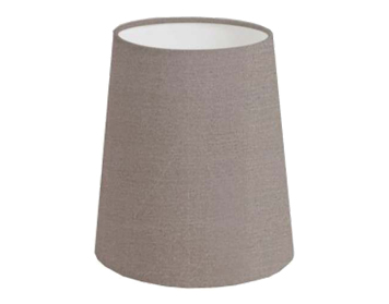 Astro Cone 145 Shade, Oyster Fabric Finish - 4131