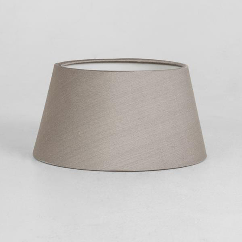 Astro 'Tapered Drum 135' Shade, Oyster Fabric - 4151