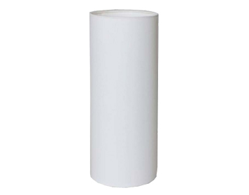 Astro Tube 135 Shade, White Fabric Finish - 4177