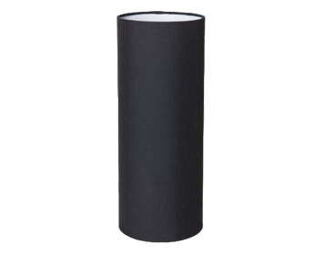 Astro Tube 135 Shade, Black Fabric Finish - 4178