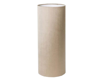 Astro Tube 135 Shade, Oyster Fabric Finish - 4179