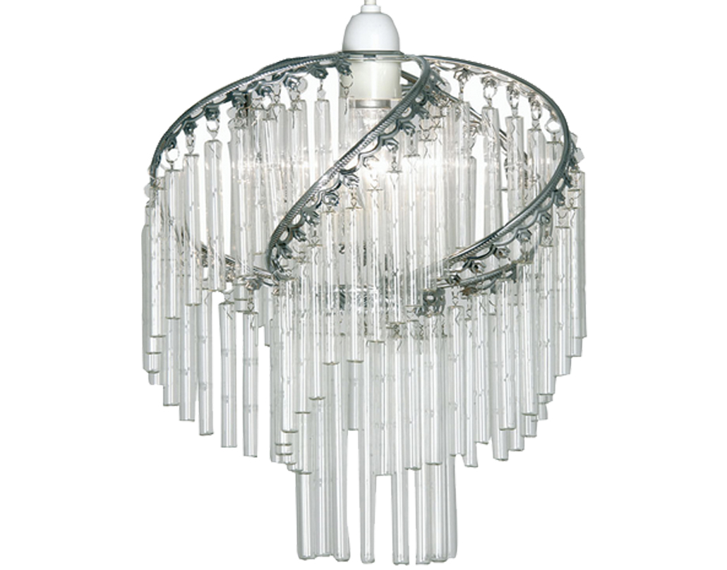 Oaks Lighting 'Dara' Non-Electric Ceiling Pendant, Polished Chrome - 420 CH