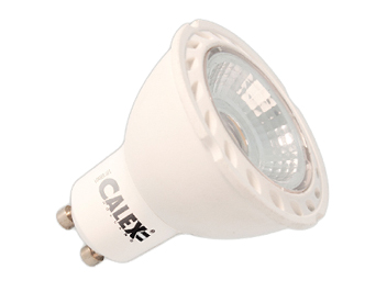 Calex 7W GU10 Dimmable - Warm White