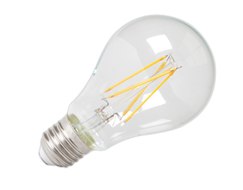 Calex 8W LED Non-Dimmable Lamp, Clear