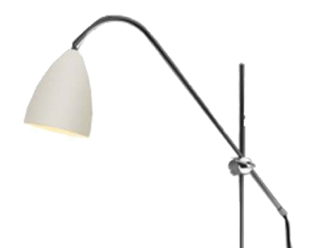 Astro Joel Floor Light, Cream Finish - 4548