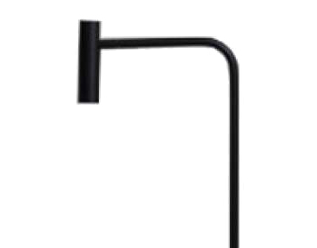 Astro Enna LED Floor Lamp, Matt Black Finish - 4570