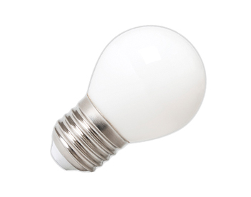 Calex E27 3.5W LED Dimmable Golf Ball Bulb, Opal
