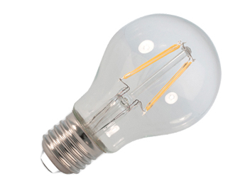 Calex 4W LED Dimmable Bulb, Clear