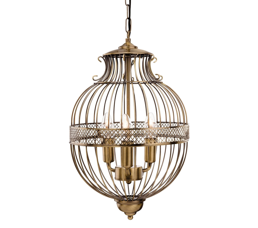 Firstlight Stanford 3 Light Decorative Ceiling Pendant