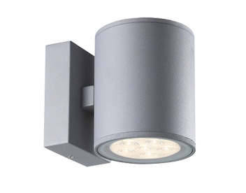 Up Down Lights Outdoor Outdoor up and down led lights up and down exterior wall lights wofi austin 1 light ip54 led outdoor wall downlight grey workwithnaturefo