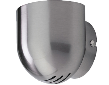 Firstlight Gino Wall Light, Brushed Steel - 5070BS