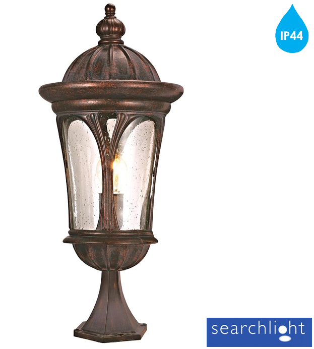 Outdoor Lamp Canada: Searchlight 'Canada' IP44 1 Light Outdoor Post Lamp