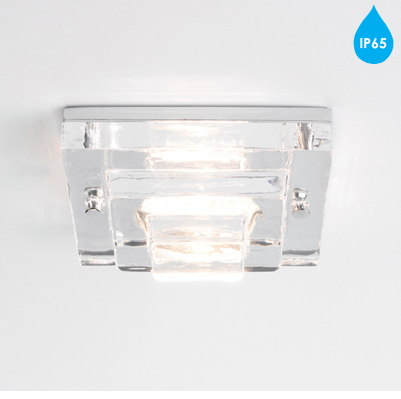 ip65 bathroom lights astro frascati square ip65 230v bathroom downlight 13275