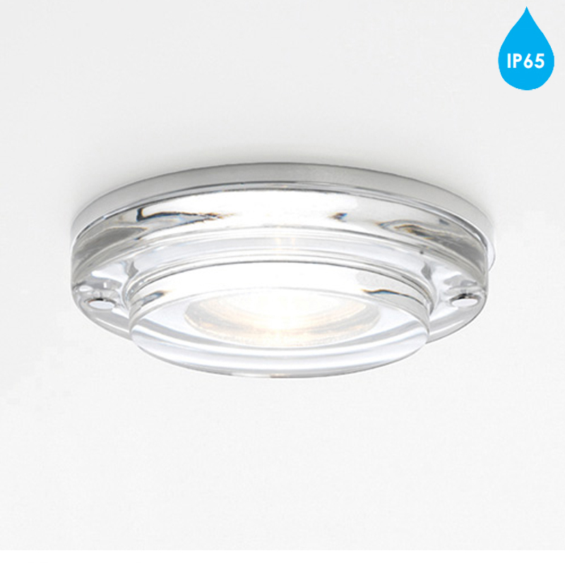 ip65 bathroom lights astro mint ip65 bathroom downlight polished 13275