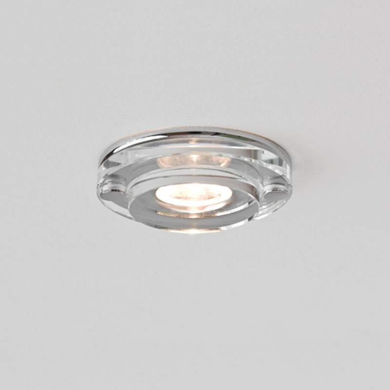 Led bathroom lighting and mirrors from easy lighting astro mint led round ip65 bathroom downlight polished chrome 5581 aloadofball Choice Image