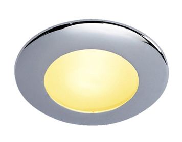 Firstlight Low Voltage Bathroom Downlight, Chrome Finish - 5593CH