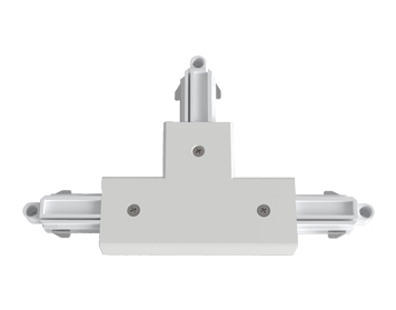 Astro T Connector Right Farside Earth, Matt White Finish - 6020023