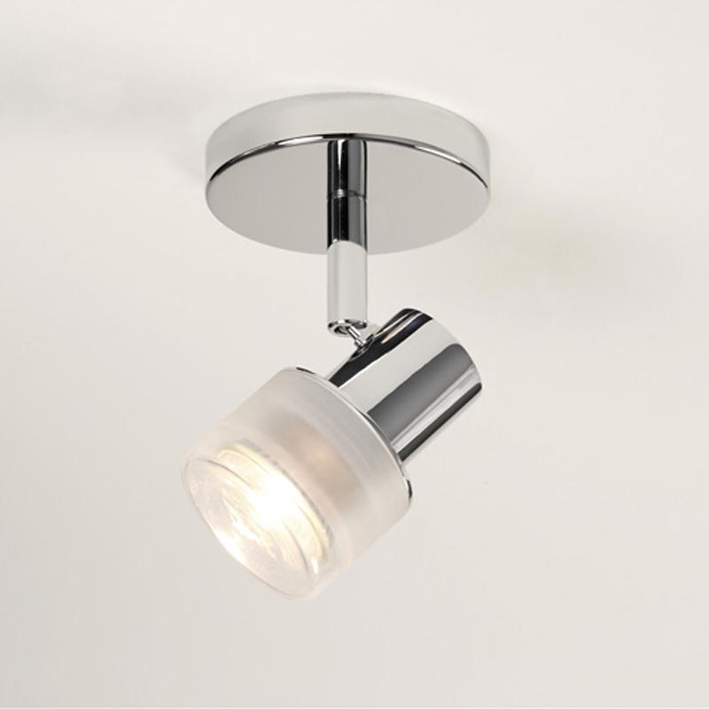 Astro Tokai Single IP44 Bathroom Spotlight Polished Chrome