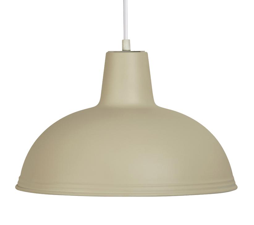 Oaks Lighting Kanya 1 Light Ceiling Pendant Cream Finish 6177 Cr From Easy Lighting