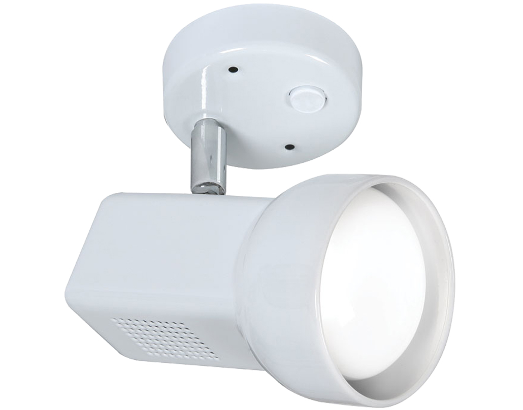 oaks lighting quattro 80 switched spotlight white 6311wh ceiling mounted spot lighting