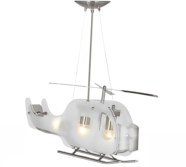 Searchlight novelty 3 light helicopter ceiling light satin silver searchlight novelty 3 light helicopter ceiling light satin silver finish 639 aloadofball Gallery