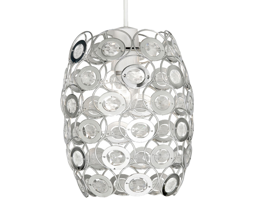 Oaks Lighting 'Tulsa' Non-Electric Ceiling Pendant, Clear - 6401 CL
