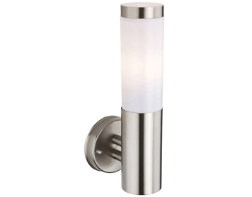 Stainless steel outdoor wall lights from easy lighting firstlight plaza outdoor wall light stainless steel 6405st aloadofball Image collections