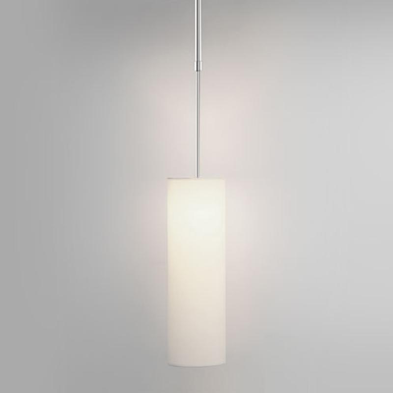 Fabric pendant lights from easy lighting astro scarlino ip20 pendant light polished chrome 7032 aloadofball Choice Image
