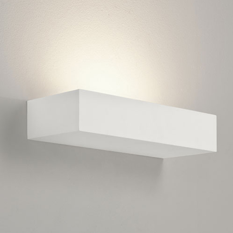 Astro 'Parma 200' IP20 Wall Light, White Finish - 7038