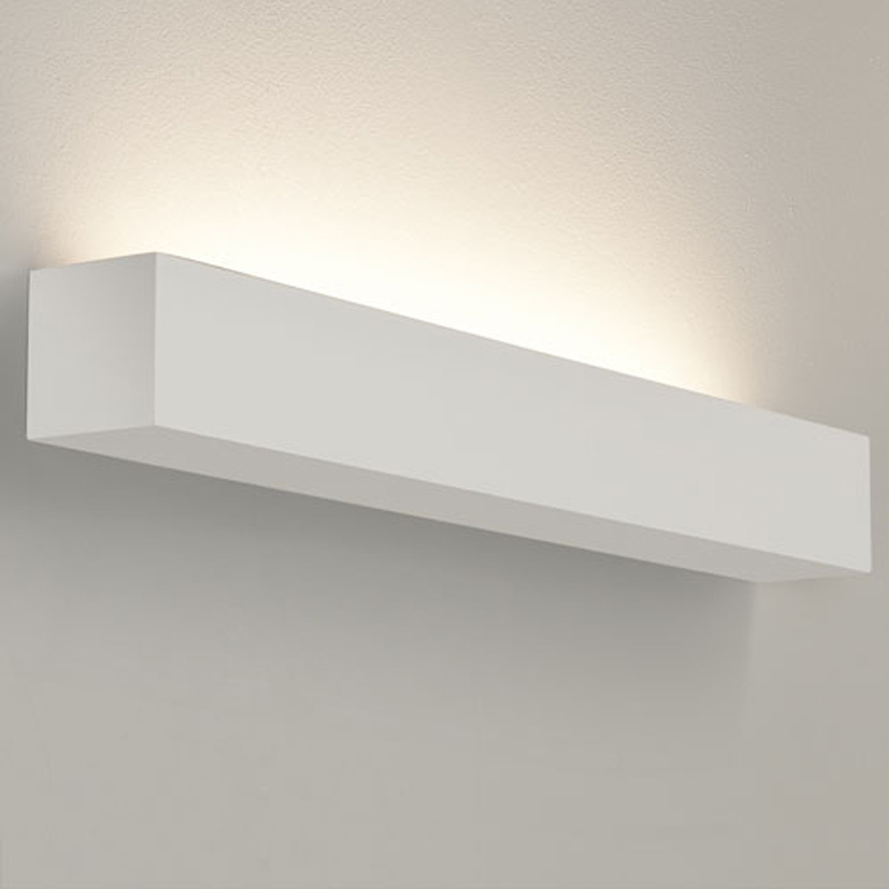 Astro 'Parma 625' IP20 Wall Light, White Finish - 7040